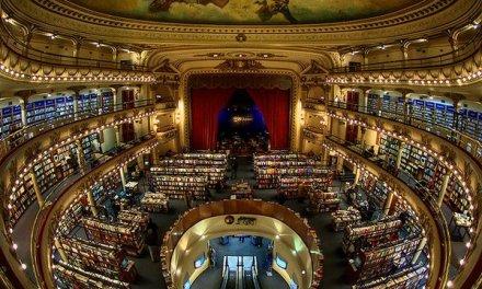 Los libros no muerden | Buenos Aires: la ciudad con más librerías en todo el mundo!