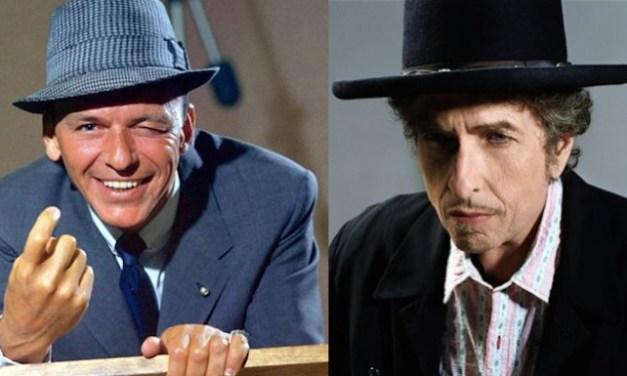 Bob Dylan canta a Frank Sinatra: Shadows in the Night
