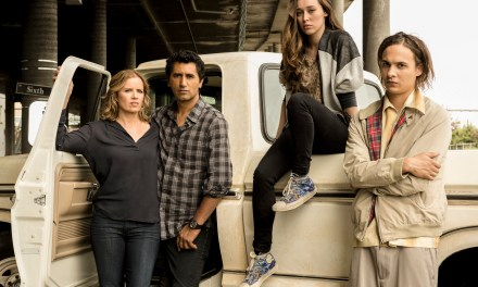 Fear the Walking Dead: el principio del apocalipsis zombie