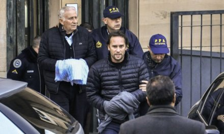 FIFAGATE: Bonadío salvó a los Jinkis de la extradición a USA