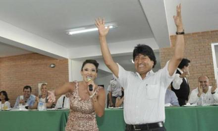 El baile presidencial (Bailando por mandar)