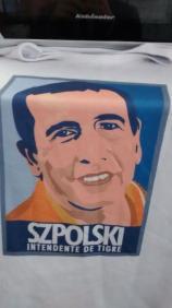Szpolski remera