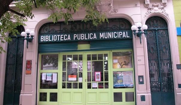 biblioteca Miguel Cané fachada