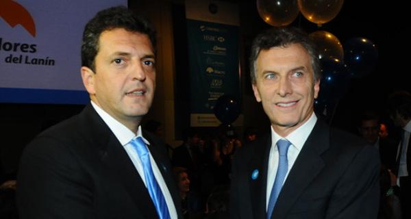 El oficialismo se entusiasma con un triunfo en primera vuelta por la disputa Macri-Massa