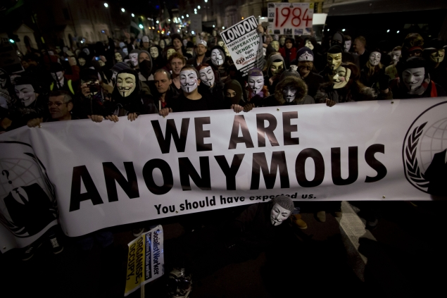 Anonymous vs Estado Islámico: La guerra se muda a la Web