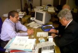 Carlos Santiago Kirchner, el primo de Néstor y funcionario de CFK