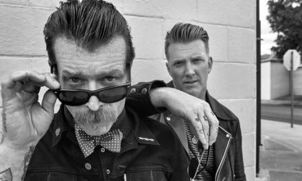Quiénes son las Eagles of Death Metal