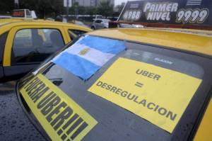 desregulacion uber