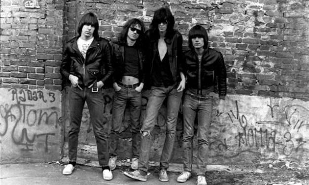 Hace 40 años salía el primer disco de los Ramones