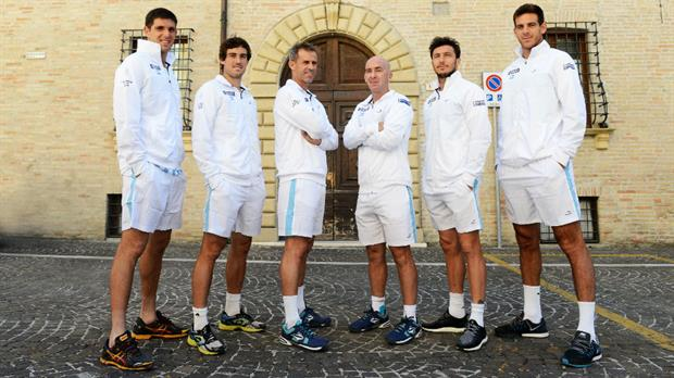 Copa Davis: el turno de La Legión Maldita