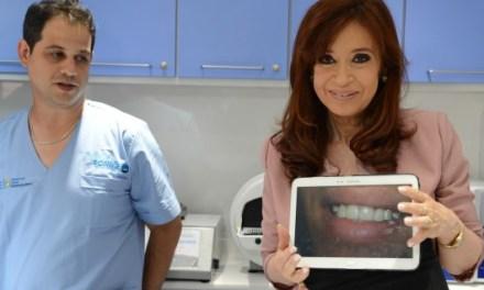 Argentina Sonríe: denuncian faltante de materiales y apuntan contra la nuera de CFK