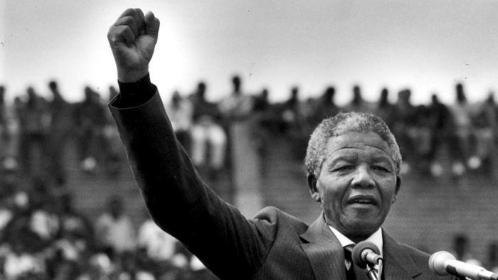 Nelson Mandela: las memorias de un héroe