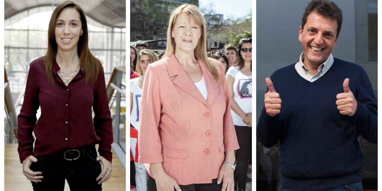 Deshojando la Margarita: El coqueteo de Stolbizer entre Vidal y Massa para 2017