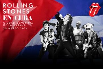 El flyer del histórico show.