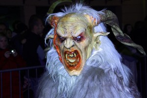 Krampus. Foto: Wolfgang/Flickr, en creative commons
