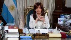 Cristina, en cadena nacional, al anuncia la reforma del Código Procesal Penal.
