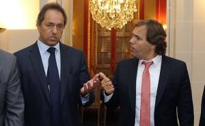 Alberto Pérez, ladero de Scioli, ya está procesado en la causa.