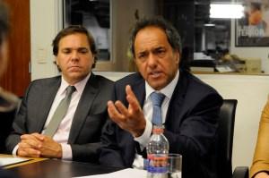 Scioli deberá declarar el 16 de marzo. Alberto Pérez ya está procesado.