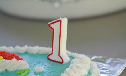 ¿Tiene sentido hacer la fiesta del primer cumpleaños?