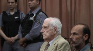 El represor Luis Muiña.
