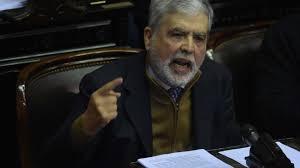 De Vido, acusado en el Congreso. Zafó, según Sánchez, por ahora.