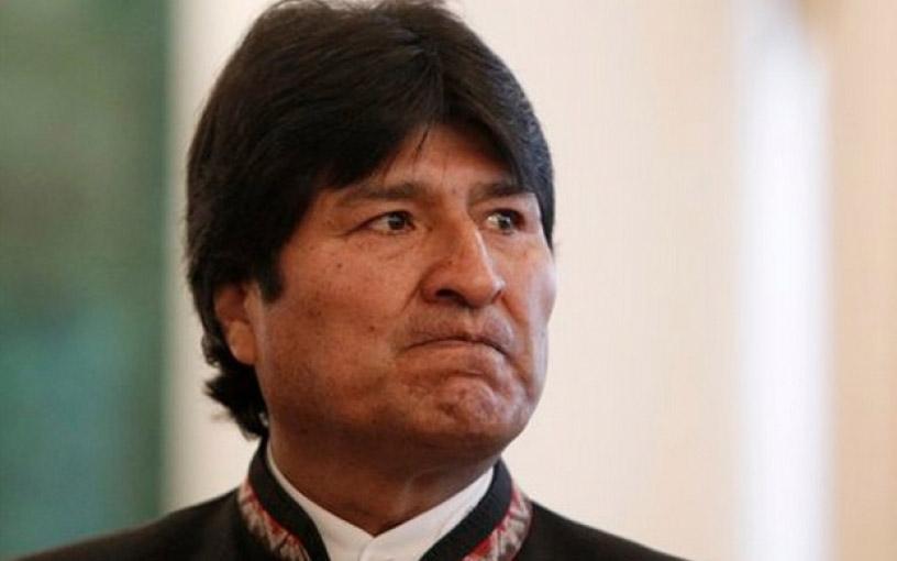 Evo Morales, imputado por terrorismo: piden su detención