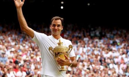 Por qué Roger Federer es un mito como un águila
