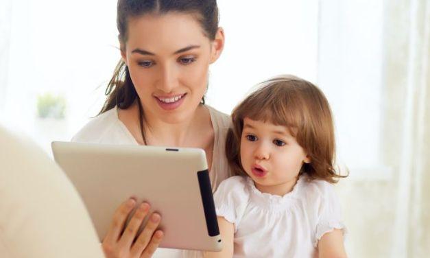 Maternidad 2.0: conocé las apps favoritas de las mamás millennials