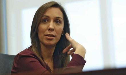 Vidal en #BORDER: «Hablaron años de DDHH y dejaron 7 mil presos sin colchón, durmiendo en el suelo»