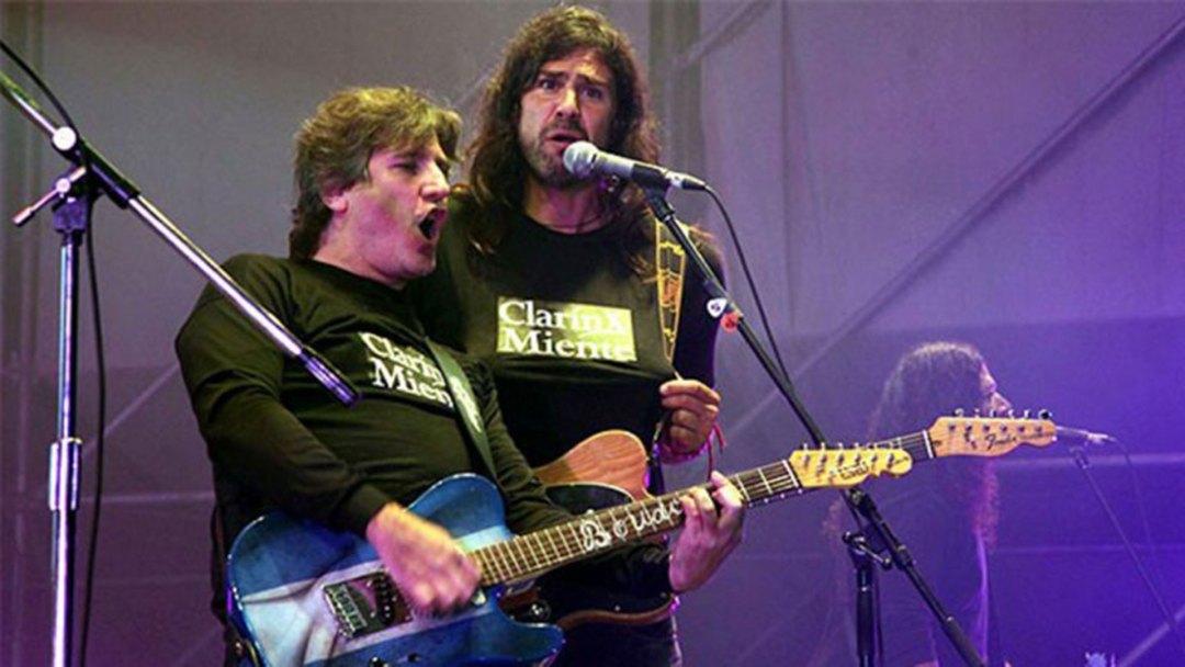 Boudou y Quieto, guitarreando en el poder.