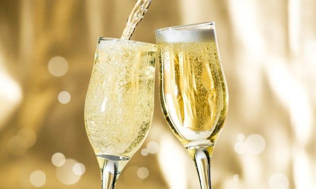 Recetas de Gricel: cocinar con champagne, el ingrediente (político) del mes