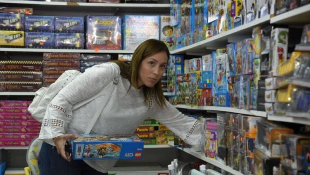 Vidal en la juguetería. ¿Todo suma?