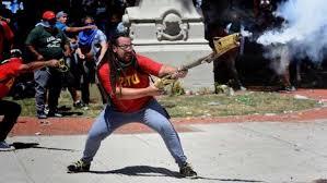 Romero, el hombre del mortero, aún prófugo.