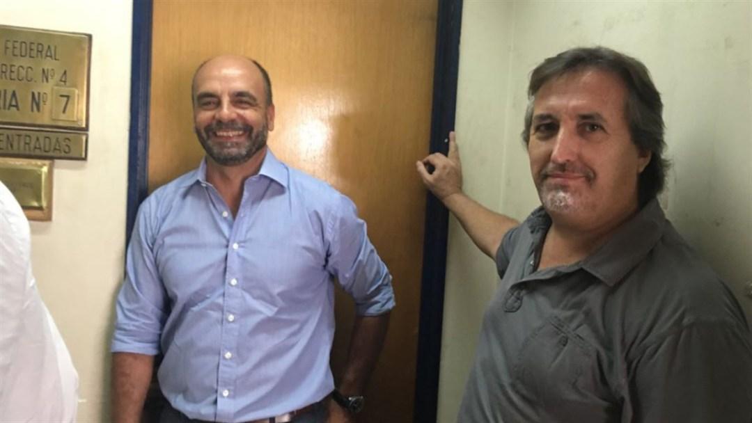 Núñez Carmona, también libre, denunció a Lijo en el Consejo de la Magistratura.