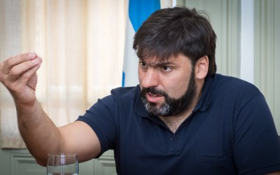"""Bossio en #BORDERPERIODISMO: """"El patoterismo no conduce a nada y es parte del pasado en la Argentina"""""""