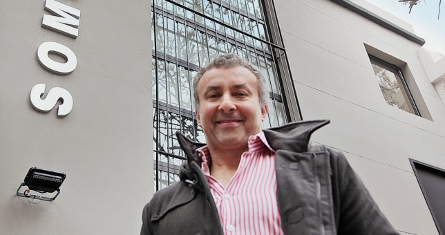 Bertonasco, ex interventor del SOMU, nombrado por Triaca y responsabilizado por el affaire de la empleada.