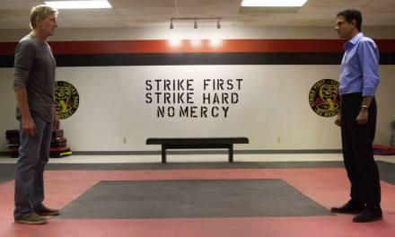 100% nostalgia: Karate Kid revive en la nueva serie Cobra Kai