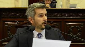 Peña, en el Congreso, reveló sueldos de obispos.