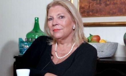 Reapareció Carrió: su mensaje por el Día del Amigo con una referencia a Cristina Kirchner
