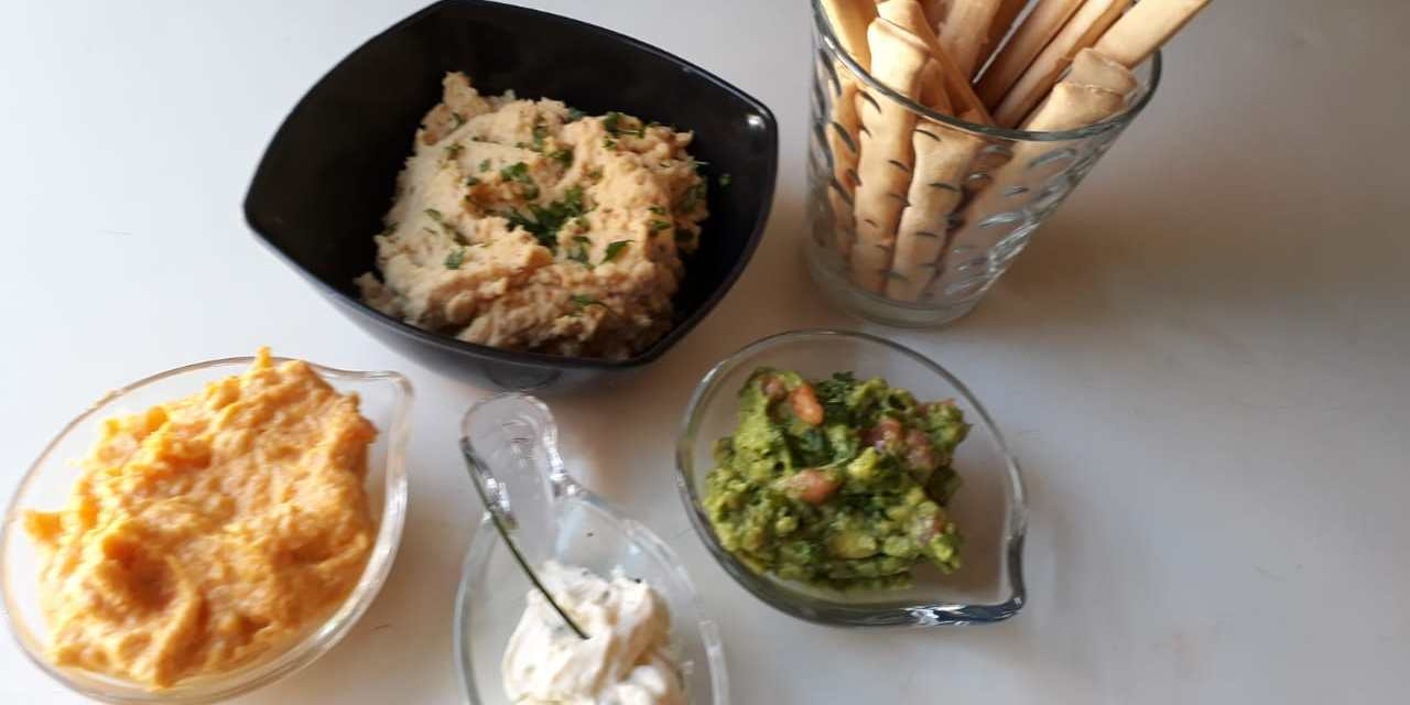 Recetas de Gricel: 4 salsas frías para jerarquizar tus picadas