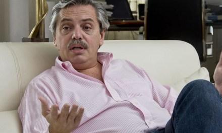 """Alberto F en #BORDER: """"Quisiera que Cristina sea candidata o que se vaya a su casa"""""""