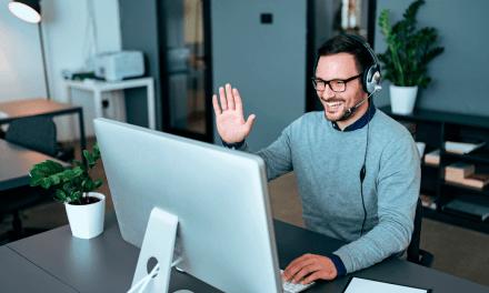 Reuniones de trabajo virtuales: cuando nuestra imagen se juega en pocas pulgadas