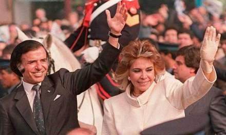 Carlos Menem y Zulema Yoma: los detalles de su segundo casamiento
