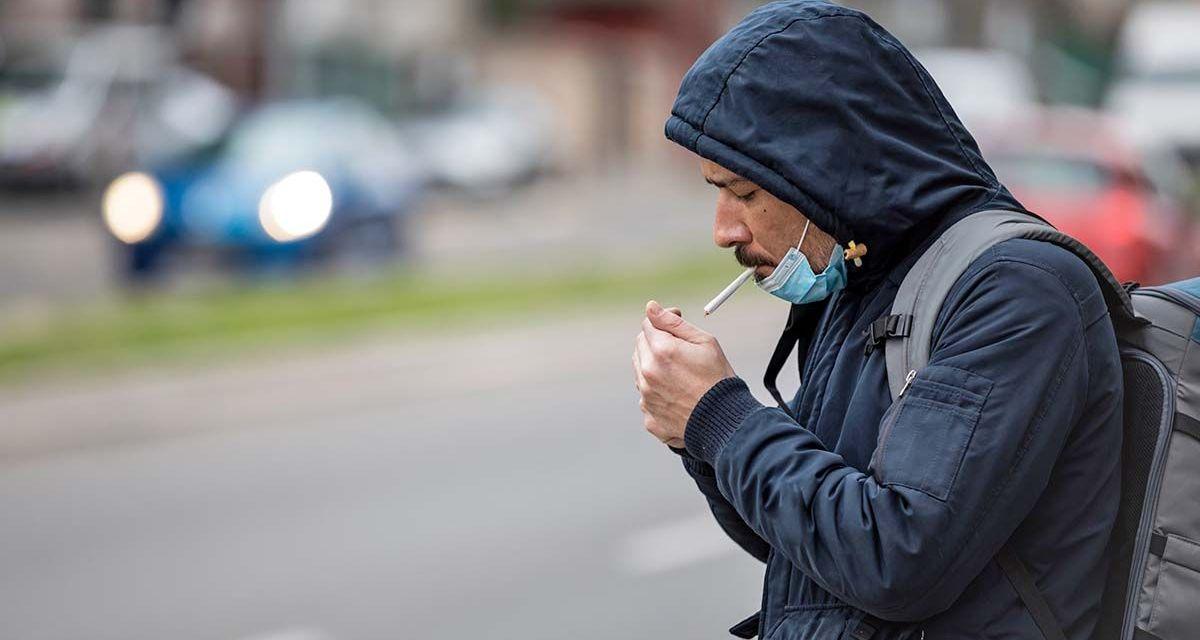 Coronavirus en Argentina: Cigarrillo y vapeo, principales factores de riesgo