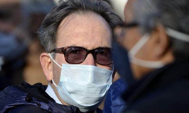 El jefe de Infectología de un hospital de Tandil fue al 17A
