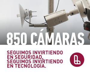 Anuncio Lanus - Camaras Seguridad. Septiembre 2020