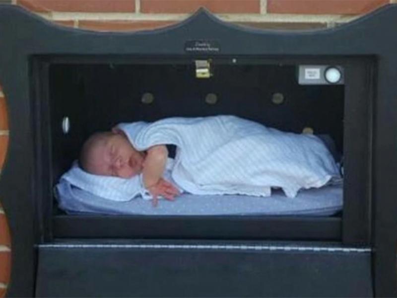 Bélgica: autorizan el primer buzón para bebés no deseados