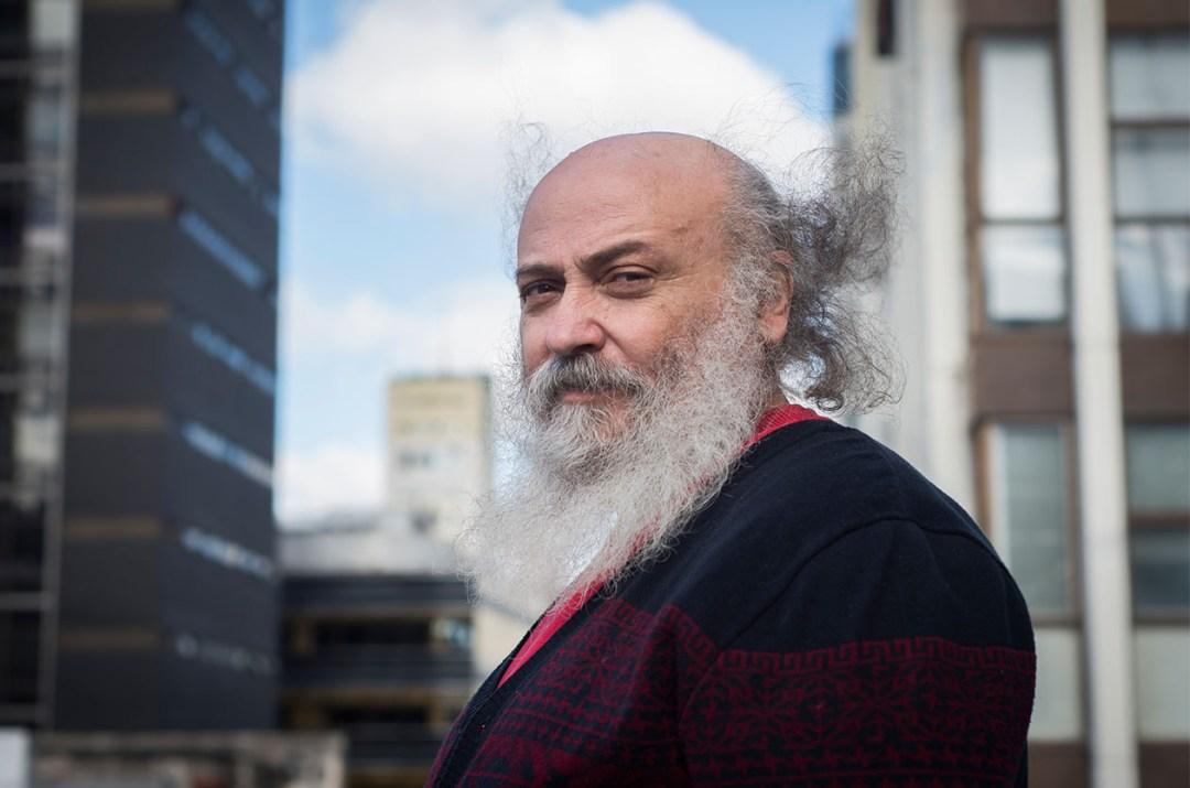Pérsico, titular del Movimiento Evita, uno de los enlaces de Guzmán con el Gobierno