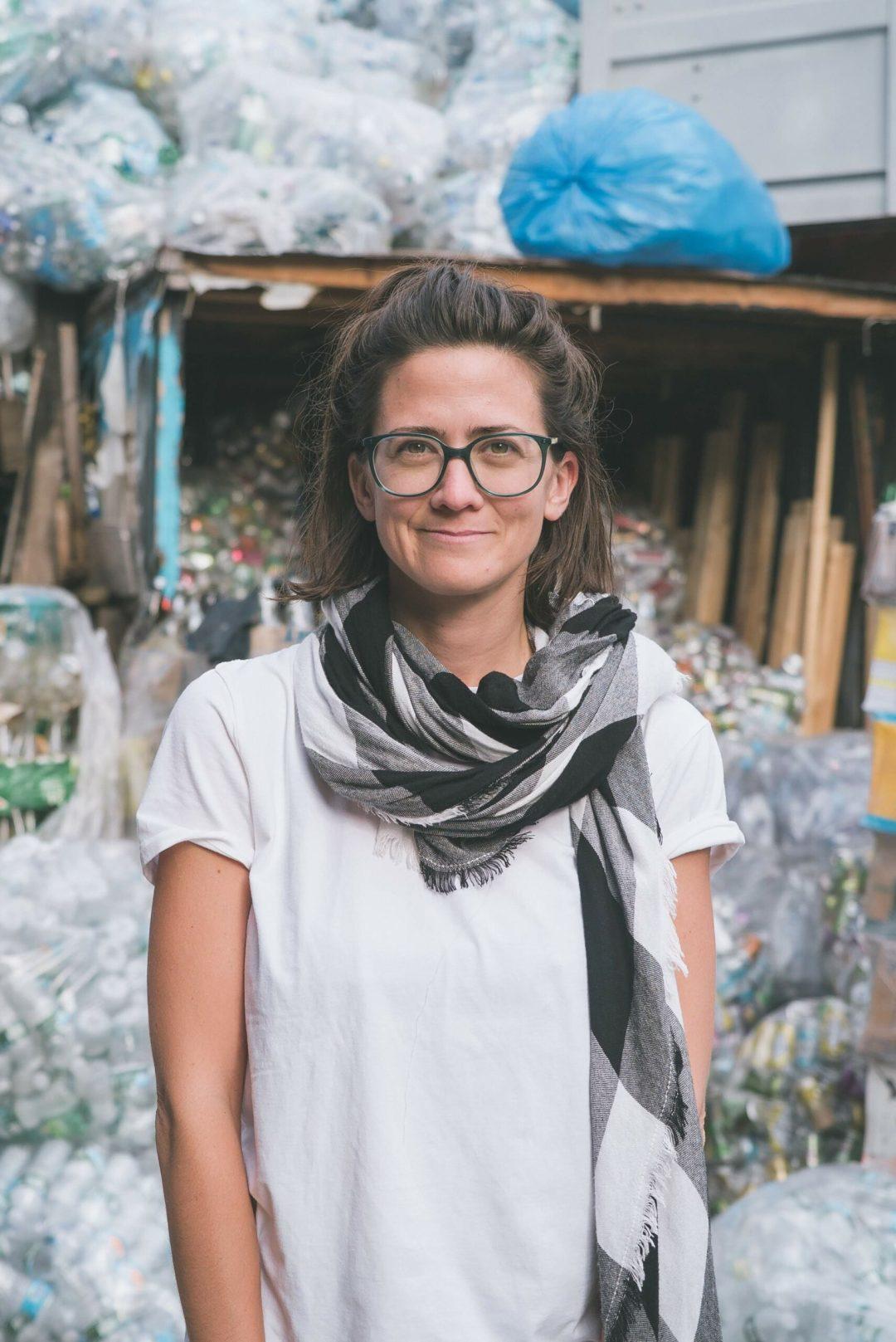 Agustina Besada estuvo dos años al frente de Sure We Can y da fe del poder transformador del trabajo y de la comunidad.