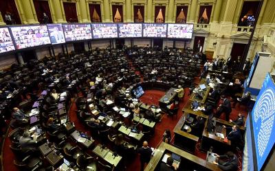 Diputados aprobó el recorte de la coparticipación de la Ciudad de Buenos Aires